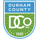 Logo for Durham County