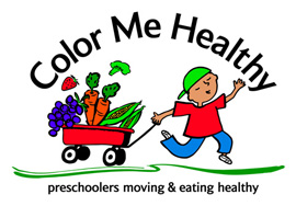 Cover photo for Color Me Healthy