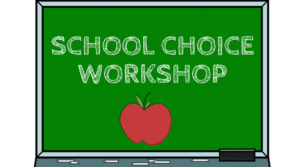 Cover photo for School Choice Workshops/ Taller Sobres Opciones Escolares on January 9 and 10
