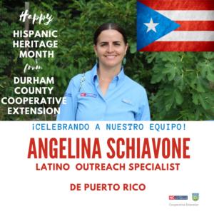 Cover photo for Happy Hispanic Heritage Month! ¡Feliz mes de la Herencia Hispana!