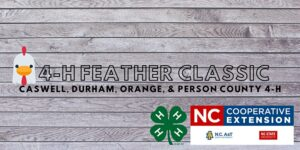 Cover photo for 4-H Poultry Show: Join Us for the 4-H Feather Classic