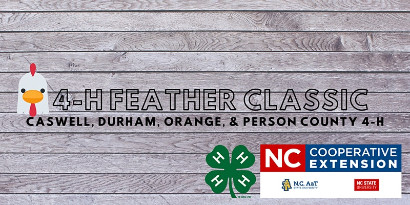 4-H Feather Classic banner image