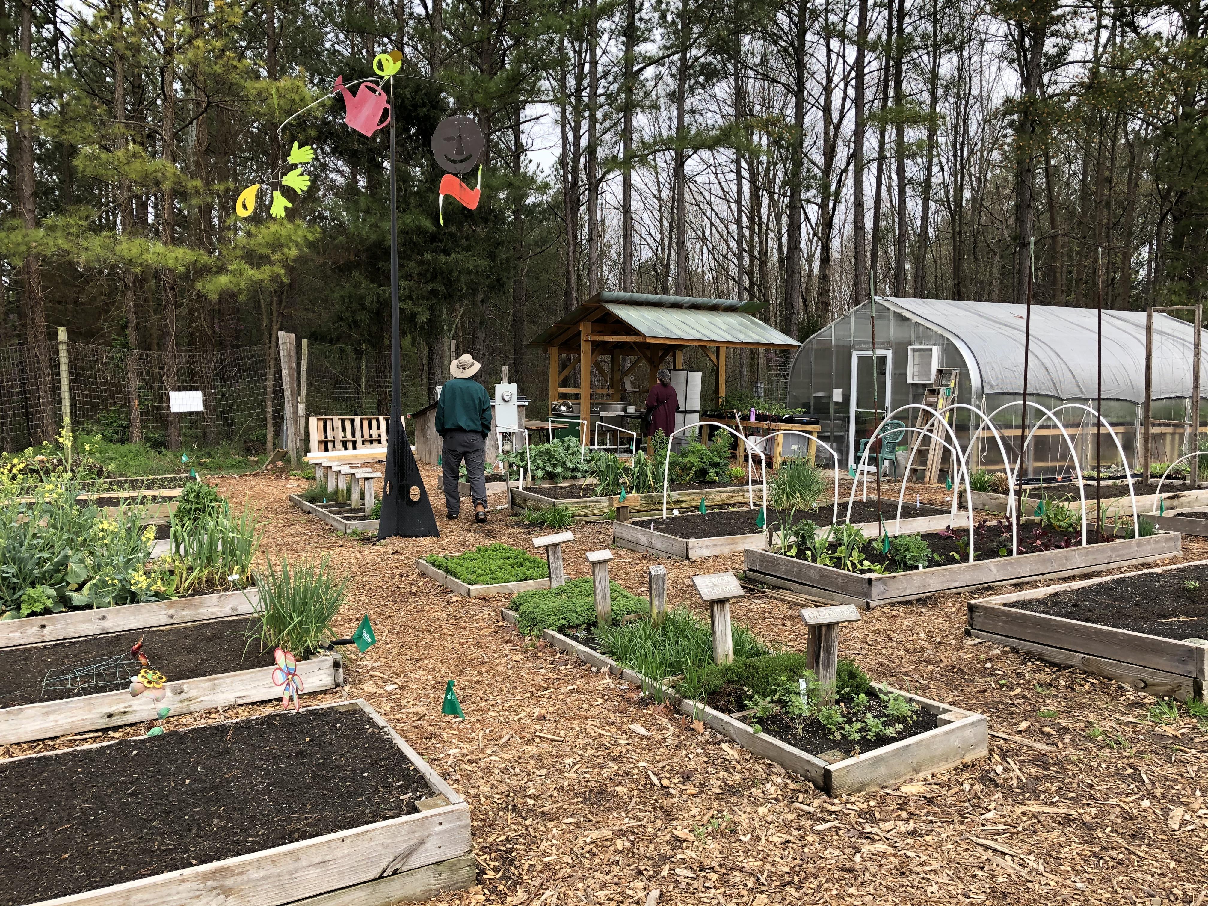 Briggs Avenue Community Garden