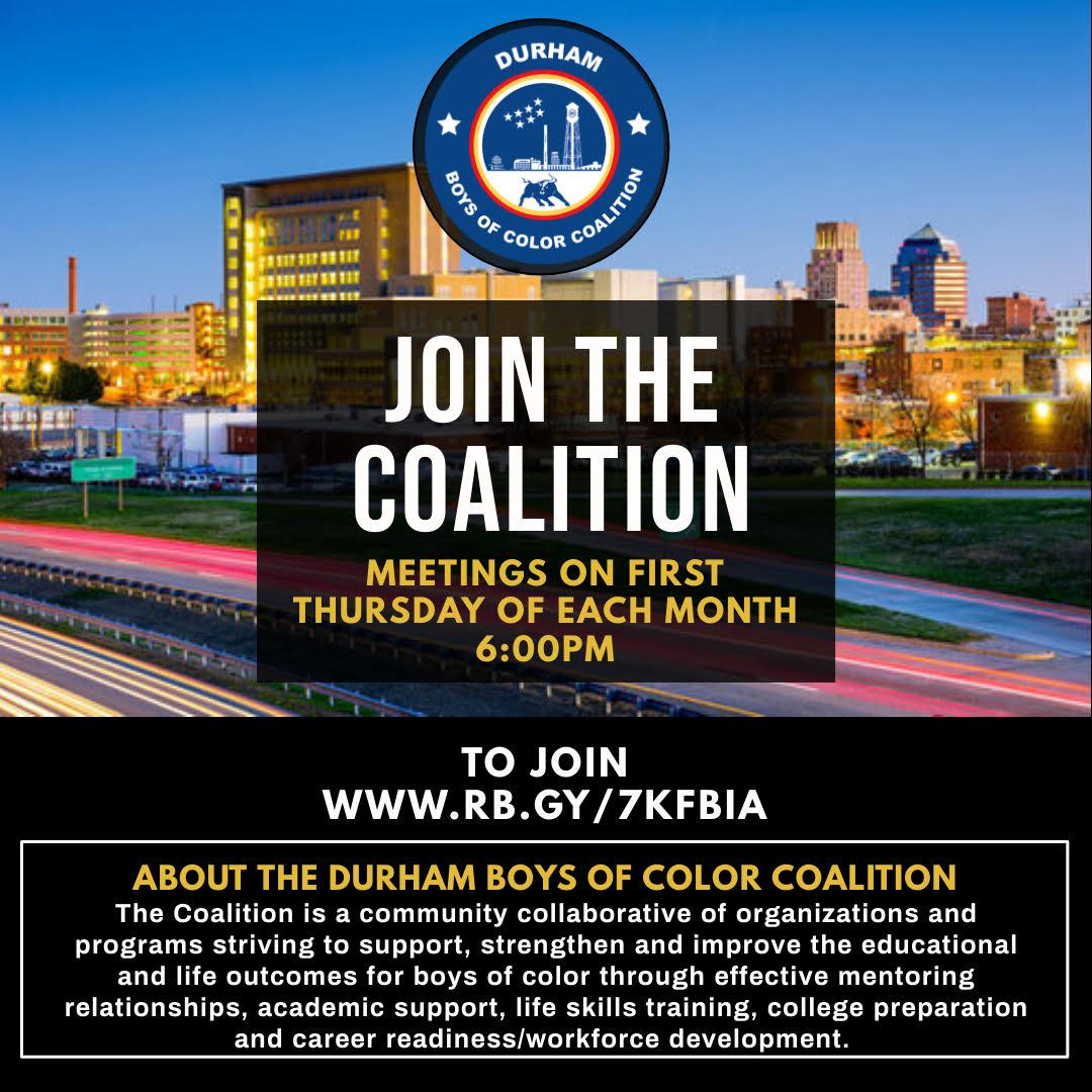 Coalition flyer image