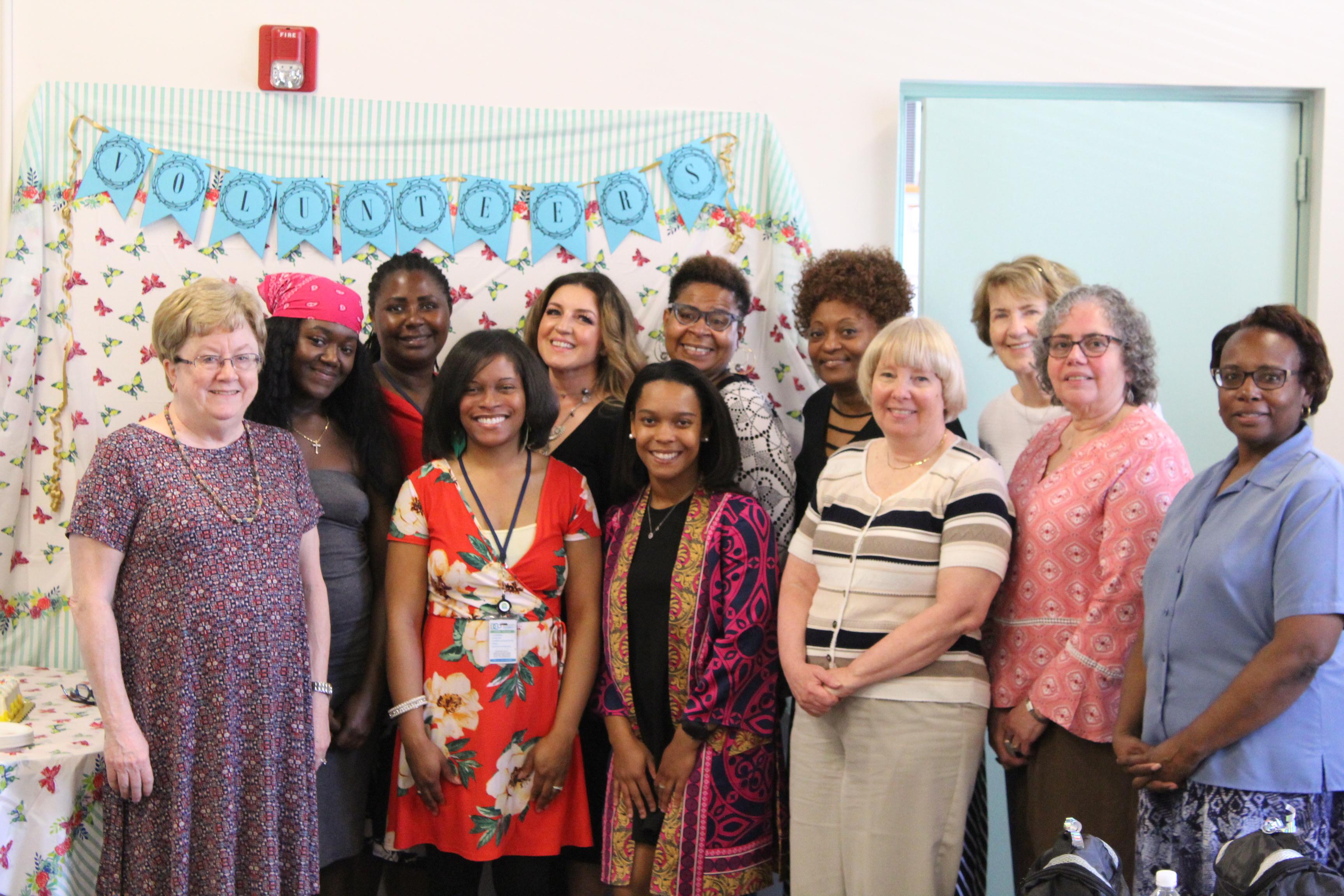 Picture of Volunteers at Welcome Baby 2019 Volunteer Appreciation Event