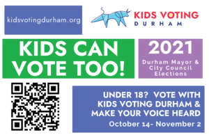 Cover photo for Kids Can Vote Too!